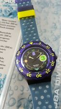 Swatch Scuba 200 SDB101 Captain Nemo - MIB - 1992