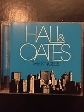Daryl Hall John Oates The Singles Barely Used 18 Track Greatest Hits Cd Pop S