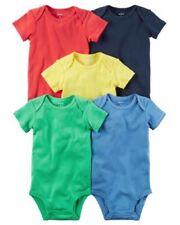 Peleles y bodies multicolor 100% algodón para niños de 0 a 24 meses