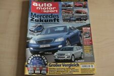 3) AMS 09/2005 - Ford Fusion 1.6 16V Trend mit  - Honda Jazz 1.4i DSI mit 83PS b