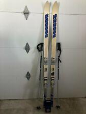 K2 SP 22 SKIS With Poles & Ski Tote -See Item Description