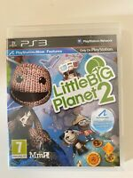 LittleBigPlanet 2 (Sony PlayStation 3, 2011) - European Version PS3 Game.