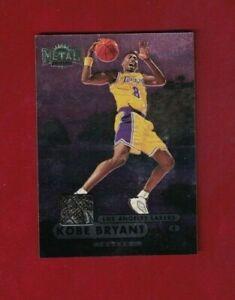 1997-98 Skybox Metal Universe Kobe Bryant ( LOS ANGELES LAKERS ) Card #86!