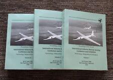 RARE 3-Volume SET 1996 Second International Airborne Remote Sensing Conference