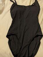 New With Tag's Women's Michael Kor's Black Swimwear Swimsuit One piece 8