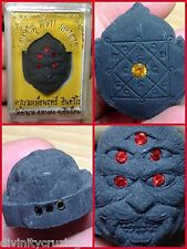 GENUINE HOLLY OF WEALTH FORTUNE GOOD LIFE SUCCESS SIHUHATA 4ears 5eyes AMULET