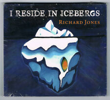 RICHARD JONES - I RESIDE IN ICEBERG - 10 TITRES - CD NEUF