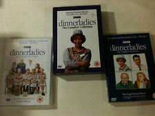 'DINNERLADIES' Series 1 & 2 - Region 2 Box Set - Victoria Wood, Julie Walters