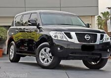 NISSAN PATROL 2016 18INCH Alloy Wheels A1 SET 18X 8 OFF DEMO SUV NO TYRES