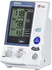 Omron HEM 907 Blood Pressure Professional Monitor Automatic Cuff Inflation