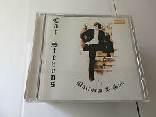 Stevens, Cat Matthew & Son CD MINT W 8 BONUS TRKS CD