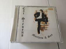 Stevens, Cat Matthew & Son CD MINT W 8 BONUS TRKS CD