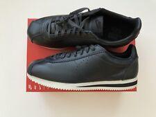 Zapatos De Cuero Nike Classic Cortez Premium Entrenadores Talla 11 UK
