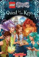 Quest for the Keys (Lego Elves: Chapter Book) by Deutsch, Stacia, Acceptable Use
