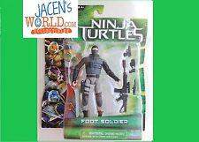 Foot Soldier Movie Basic Figures Teenage Mutant Ninja Turtles Toys