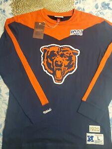 Mitchell & Ness NFL Chicago Bears Sweatshirt Size Large