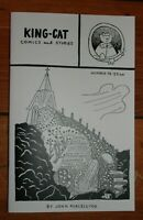 King-Cat Comics #79 John Porcellino Poems LTR from Chester Brown + Guest Artist!