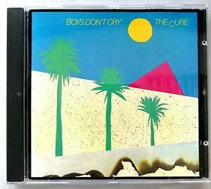 The Cure - Boys Don't Cry - ©&®1979 Fiction Records Made In W.Germany 1°STAMPA