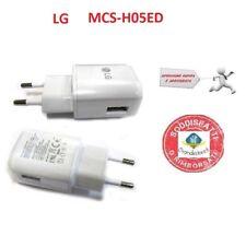 CARICABATTERIA LG MCS-H05ED MICROUSB 1,8A 5V MCS-H05 BIANCO CARICA RAPIDA BULK