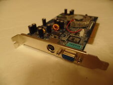 3D Fuzion GeForce FX 5500 256MB 128-Bit DDR PCI Video Card