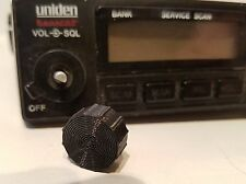 Volume Knob for Uniden Bearcat BC760XLT Police Scanner Fire Replacement On / off