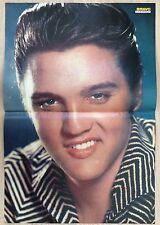 BRAVO POSTER Elvis Presley !!!