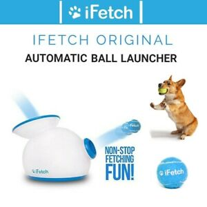 iFetch Interactive Automatic Ball Launcher Thrower Electric Fetch Pet Toy Dogs