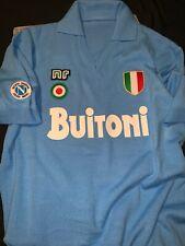 Maradona Napoli 87 Gicl\u00e9e Print