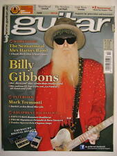 GUITAR MAGAZINE 2012/10 NR. 149 - ZZ TOP ALEX HARVEY BAND MARK TREMONTI MOTÖRHEA