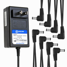 AC Adapter For BEHRINGER Pedalboard PB600 PB1000 PB-600 PB-1000 effects pedals W