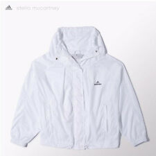 adidas Stella McCartney W Barricade WU White Jacket ~ Extra Small ~ F96575