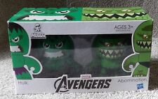 MINI MUGGS MARVEL THE AVENGERS 2011 HULK & ABOMINATION SET