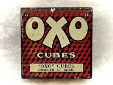 More details for vintage oxo cubes tin-- c.1930s