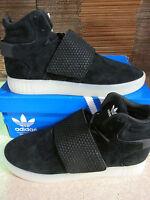 Adidas Originals Tubular Invader Strap Hi Top Trainers BB5037 Sneakers Shoes
