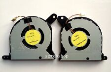 New for Dell Alienware 13 R1 R2 FGJ6 FGJ7 CPU &GPU Cooling Fan set DFS481105F20T