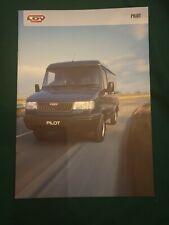LDV PILOT  Van sales brochure  LEYLAND