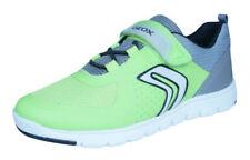 Scarpe scarpe da ginnastici verdi marca Geox per bambini dai 2 ai 16 anni