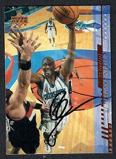 Elden Campbell #17 signed autograph auto 2000-01 Upper Deck Basketball Card