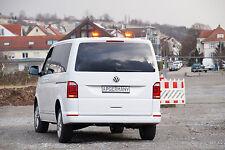 Mobiles Heckwarnsystem - RWS - Frontblitzer - KBA auch für Privatfahrzeuge - RKL
