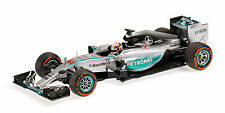 Mercedes Amg W06 Hybrid Lewis Hamilton Win Japanese Gp World Champion 2015 1:43
