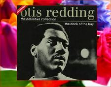 "Otis Redding/Best of New Fast Freepost ""Dock of The Bay/Definitive Collection""CD"