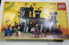 Lego Land 6085 BLACK Monarch´s Knight Castle with Original Packaging