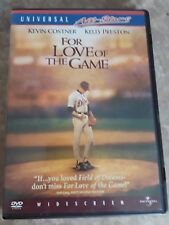 For Love of the Game (DVD, 2000) Kevin Costner