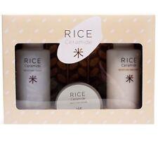 The Face Shop Rice & Ceramide Special SET - Toner, Emulsion, Cream (3pcs)