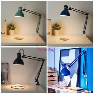 IKEA TERTIAL Work Lamp Adjustable Table Lighter Desk Light Office 5 COLORS *NEW*