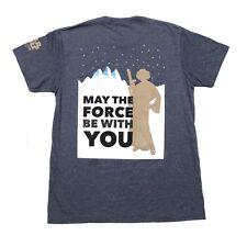 STAR WARS Columbia Echo Base Princess Leia T Shirt Size MEDIUM VERY RARE