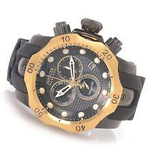 Invicta Reserve 52mm Venom Swiss 16154 Chronograph Polyurethane Strap Watch New