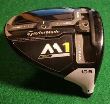 Taylormade M1 10.5* Men'S Right-Handed Driver Head Only! Good/Very Good!