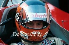 Gilles Villeneuve Ferrari 126 CK German Grand Prix 1981 Photograph