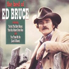 The Best of Ed Bruce - Bruce, Ed - Audio CD Free Shipping